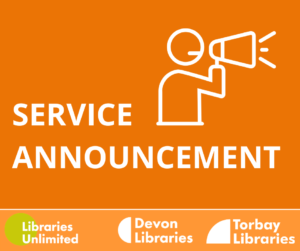 Service announcement Jan 2021